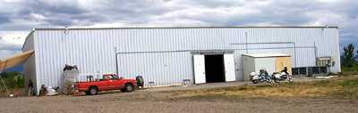 the controlled environment packing shed